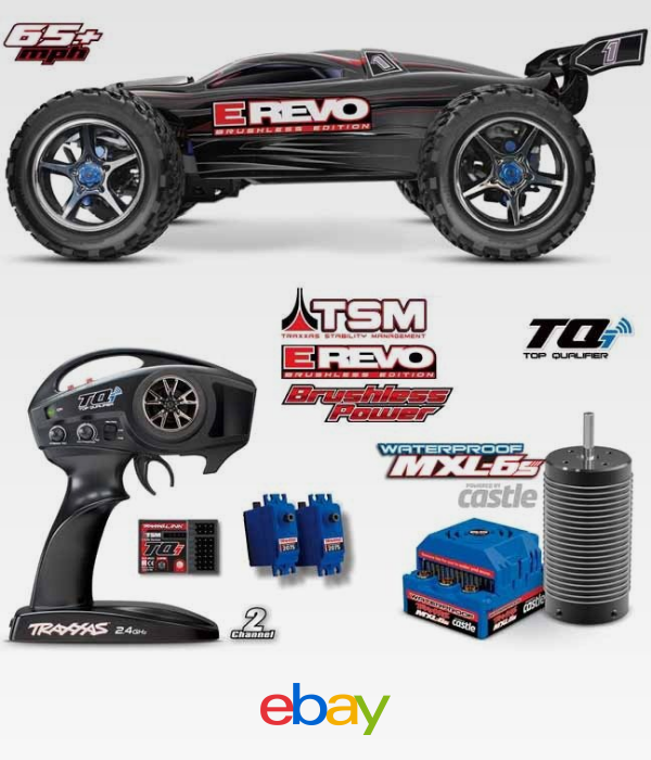 Pin by eBay on Get Your Geek on Monster trucks, Best rc