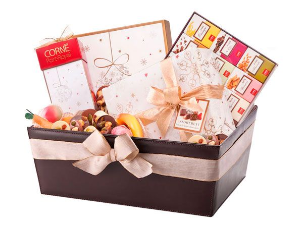 Christmas Chocolates Hamper Vip Edition Christmas Gift Delivery Germany Gifts Christmas Gift Baskets