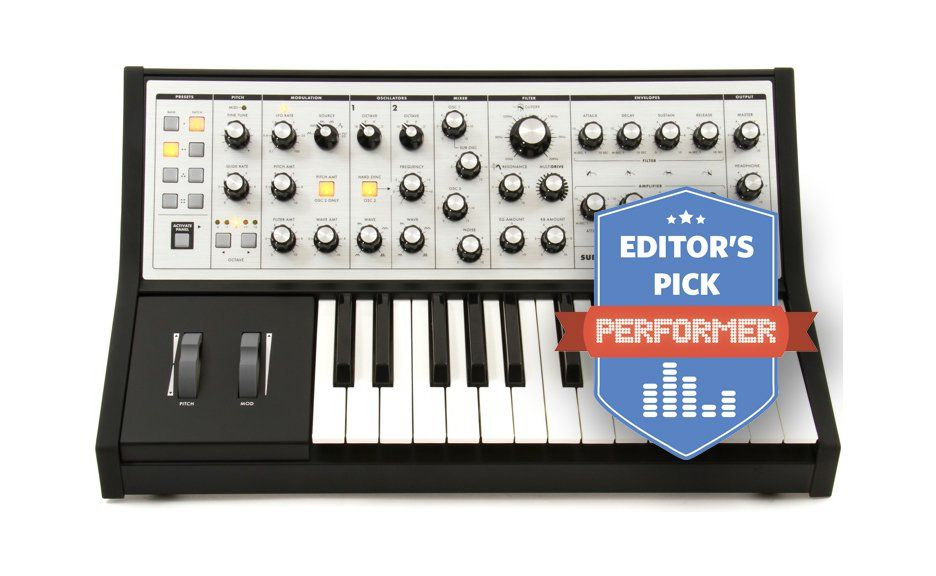 Moog Sub Phatty Review: The Best Synthesizer Under $1000 | Keyboards