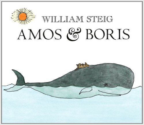 Amos & Boris: William Steig: 9780312535667: Amazon.com: Books