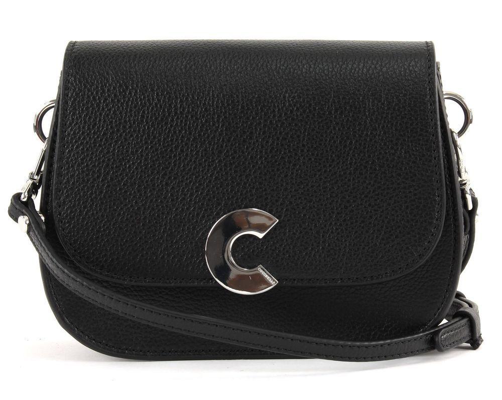 Damentasche Umhängetasche Handbag GUESS KAMRYN Mini Crossbody Top Zip Schwarz