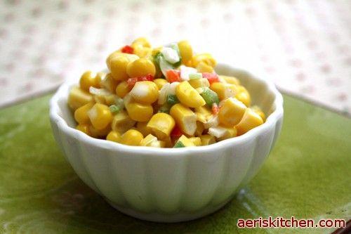 Sweet Corn Salad – Aeri's Kitchen