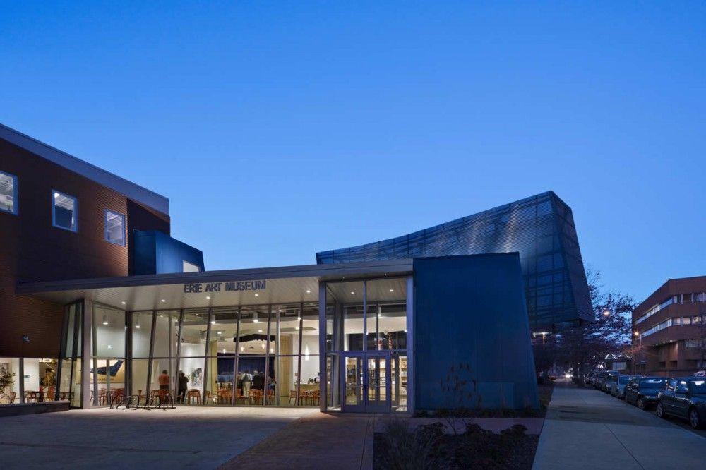 Erie art museum gbbn erie museum art museum