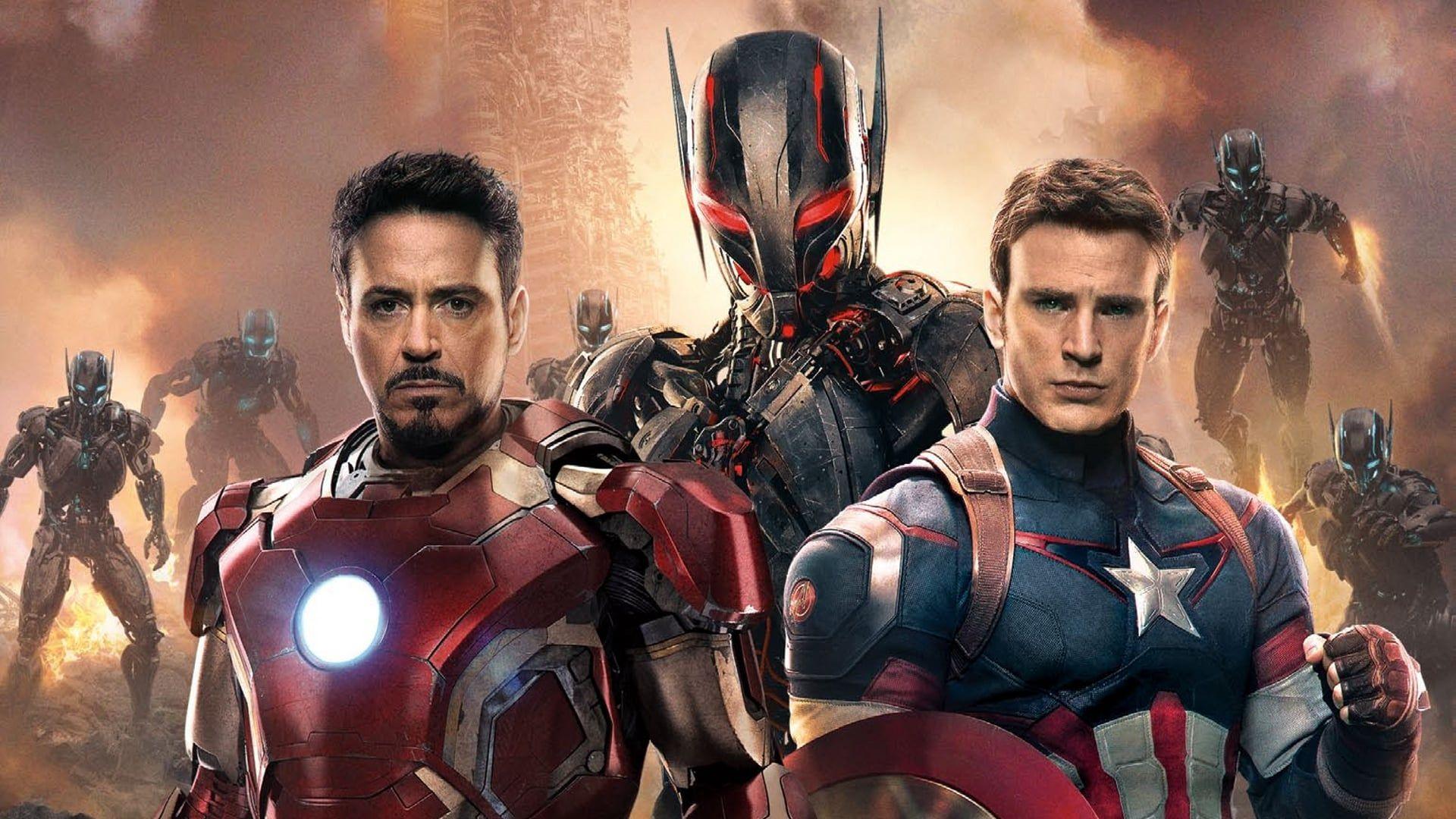 Avengers Age Of Ultron 2015 Cb01 Completo Italiano