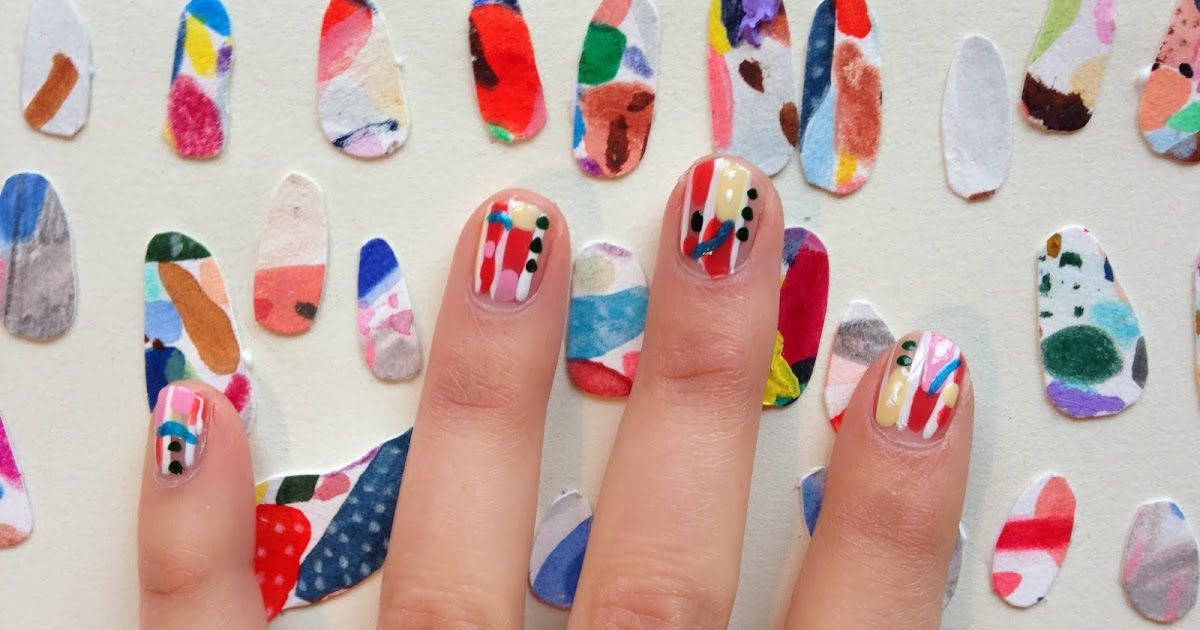 NAIL PAINTINGS by Hillery Sproatt At Have Company 136 Division Ave S. Grand Rapids, MI 49503 $2 a Nail Appointments enco.