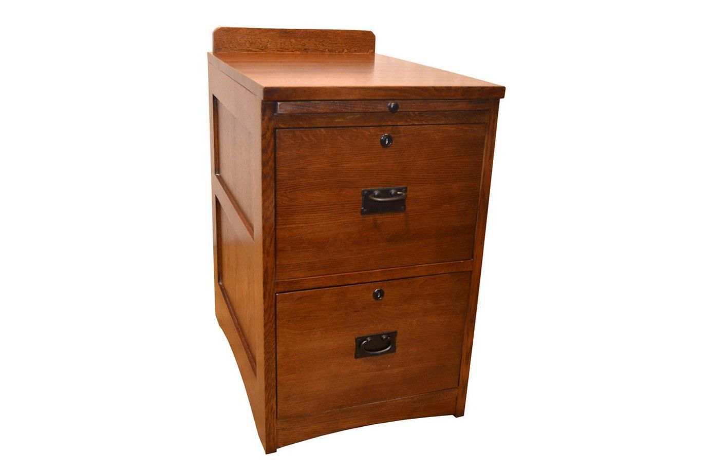 Mission Oak 2 Drawer File Cabinet W Writing Tray Filing Cabinet 2 Drawer File Cabinet Cabinet Wooden 2 drawer file cabinet