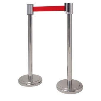 STAINLESS STEEL Q-POLE (1 PC)