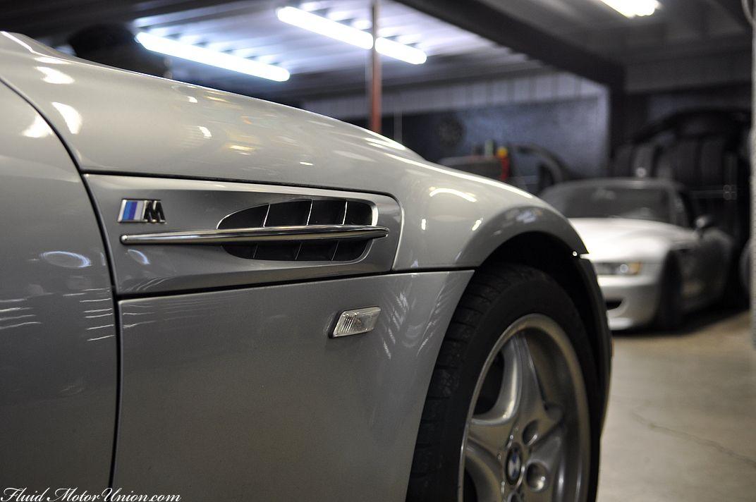 #FMU #FluidMotorUnion #Z3M #Coupe #BMW #M
