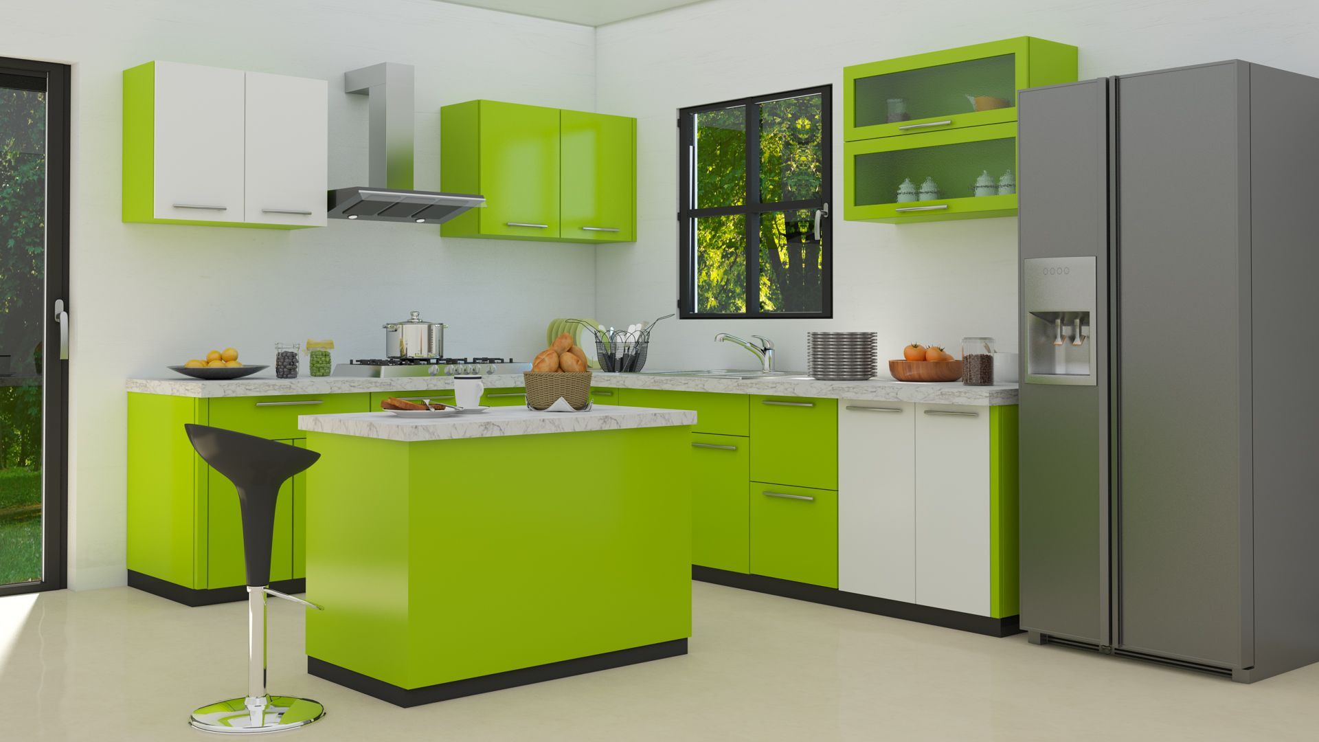 5 Reasons Why Modular Kitchen Designs Are The Latest Trend In Home Decor Beautiful Kitchen Cabinets Kitchen Cabinet Design New Kitchen Cabinets