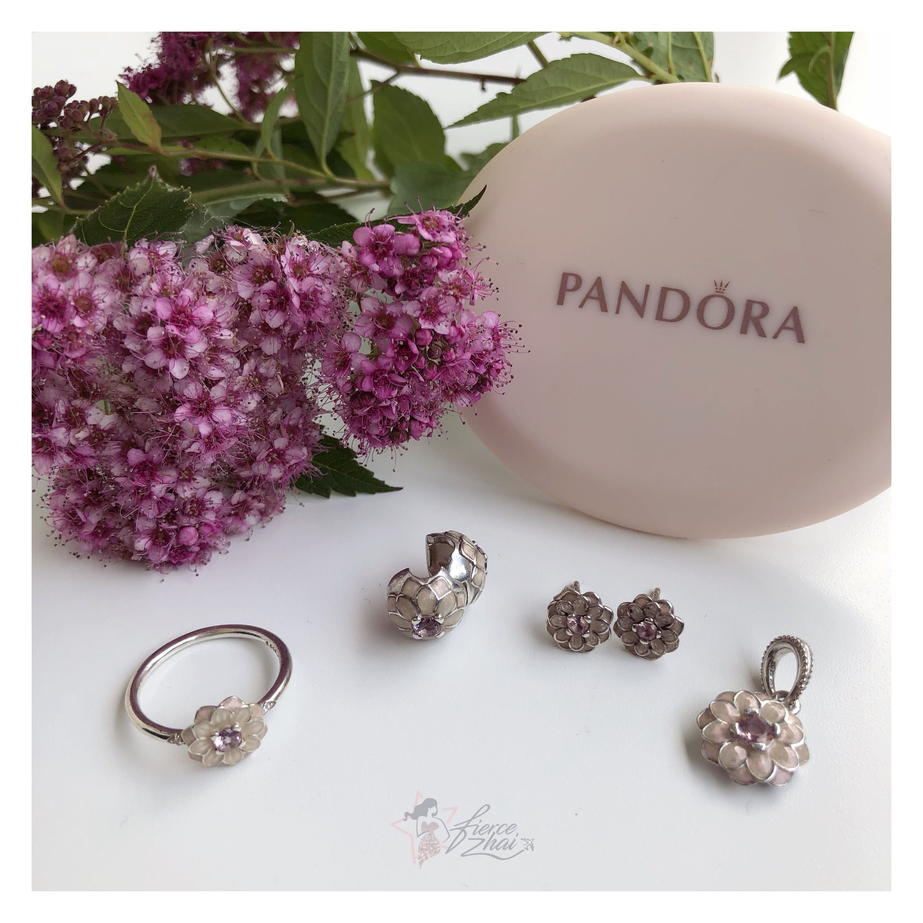 7be2189ef TheOfficialPandora on this Photo: . Pandora Blooming Dahlia 🌸 Pandora  Blooming Dahlia Ring 🌸 Pandora