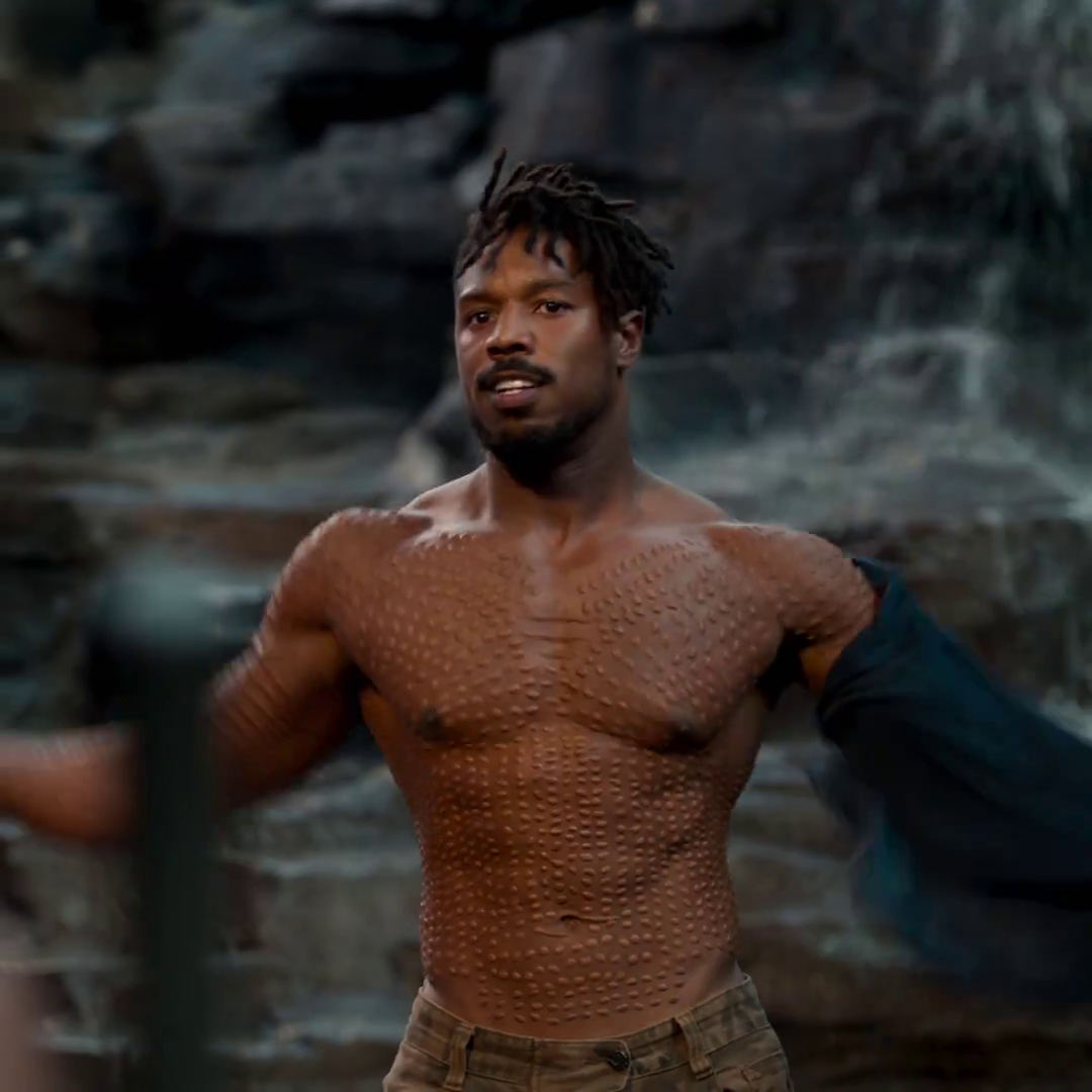1297cd17e5a4 Image result for michael b jordan erik killmonger