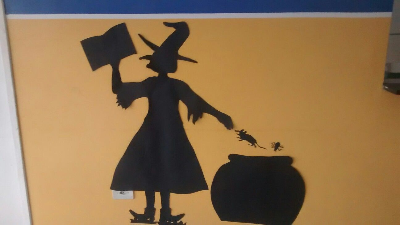 Halloween , Feiticeira