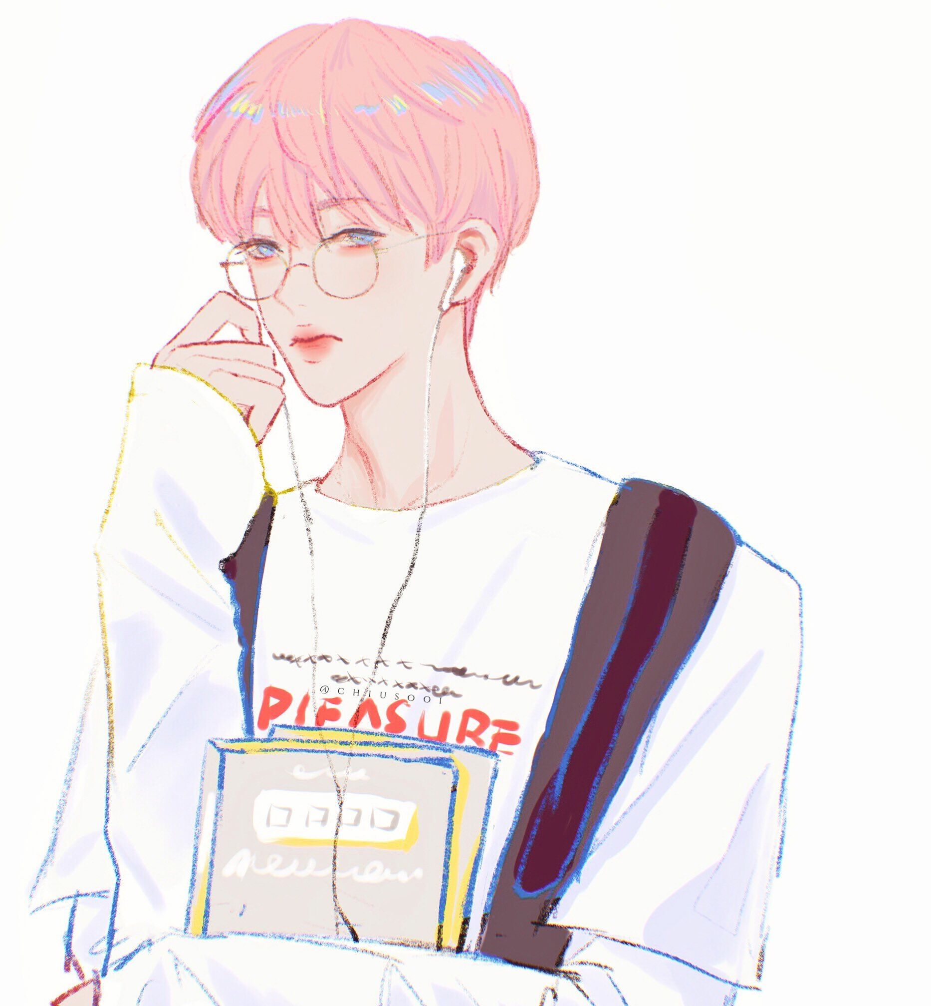 Aki On Twitter Fan Art Boy Art Kpop Fanart