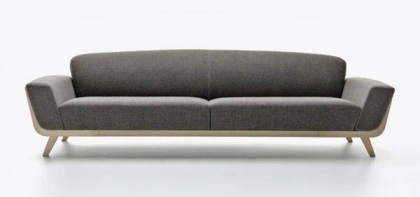 Hamper Sofa - Interior Design by Riva and Montanelli for Passoni ...