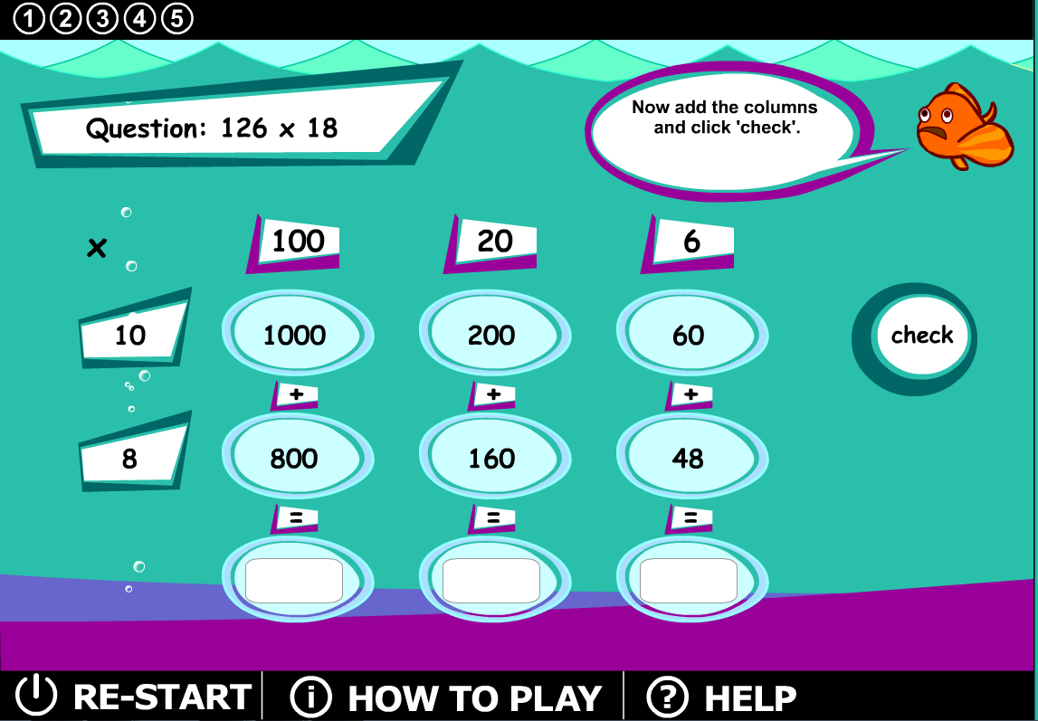 The Elementary Math Maniac: Multi-Digit Multiplication Area Model ...