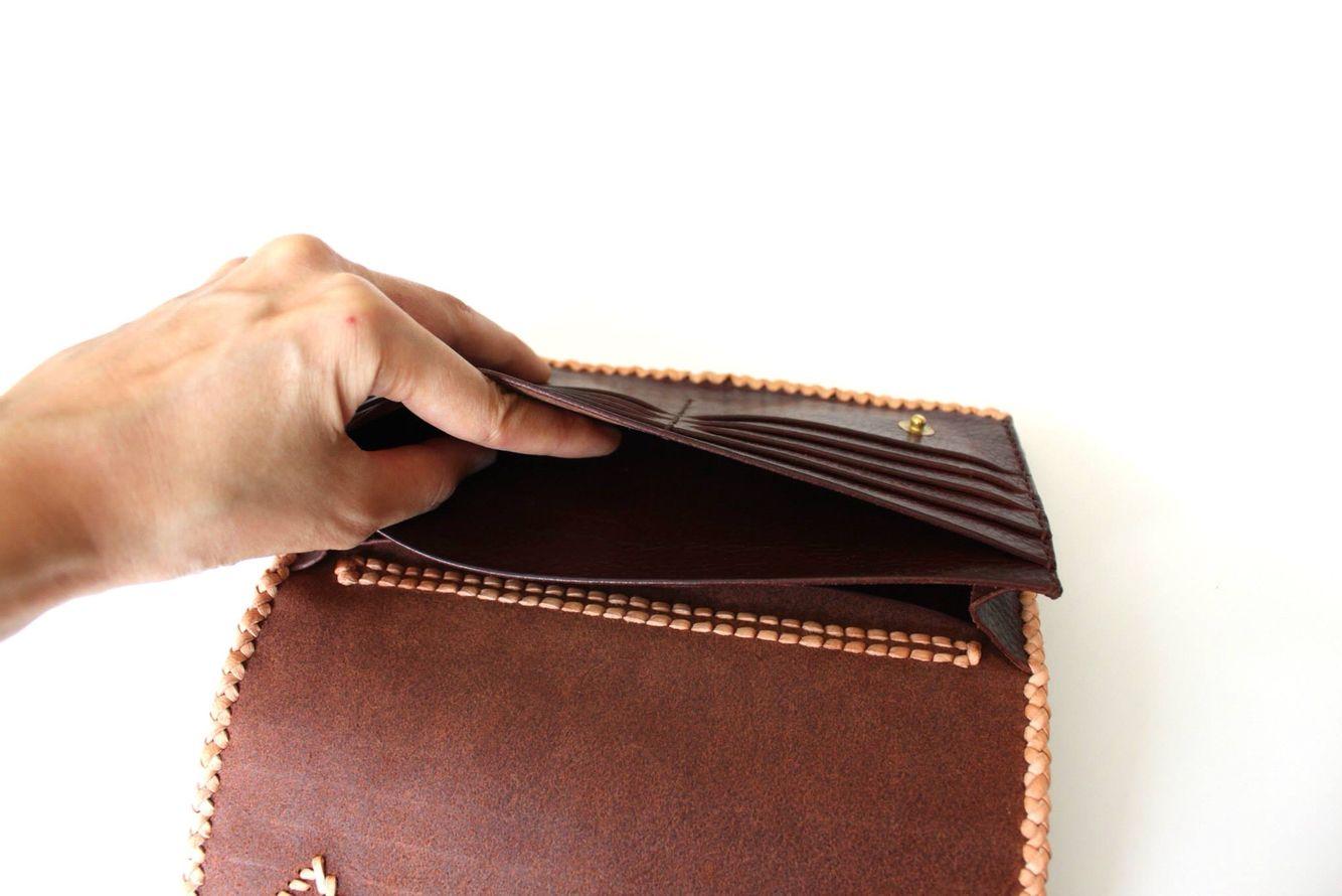 A long wallet