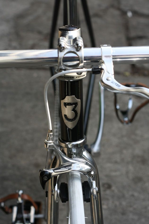 Very Nice Use Of The Bike S Own Paint Job By Having The Numeral As A