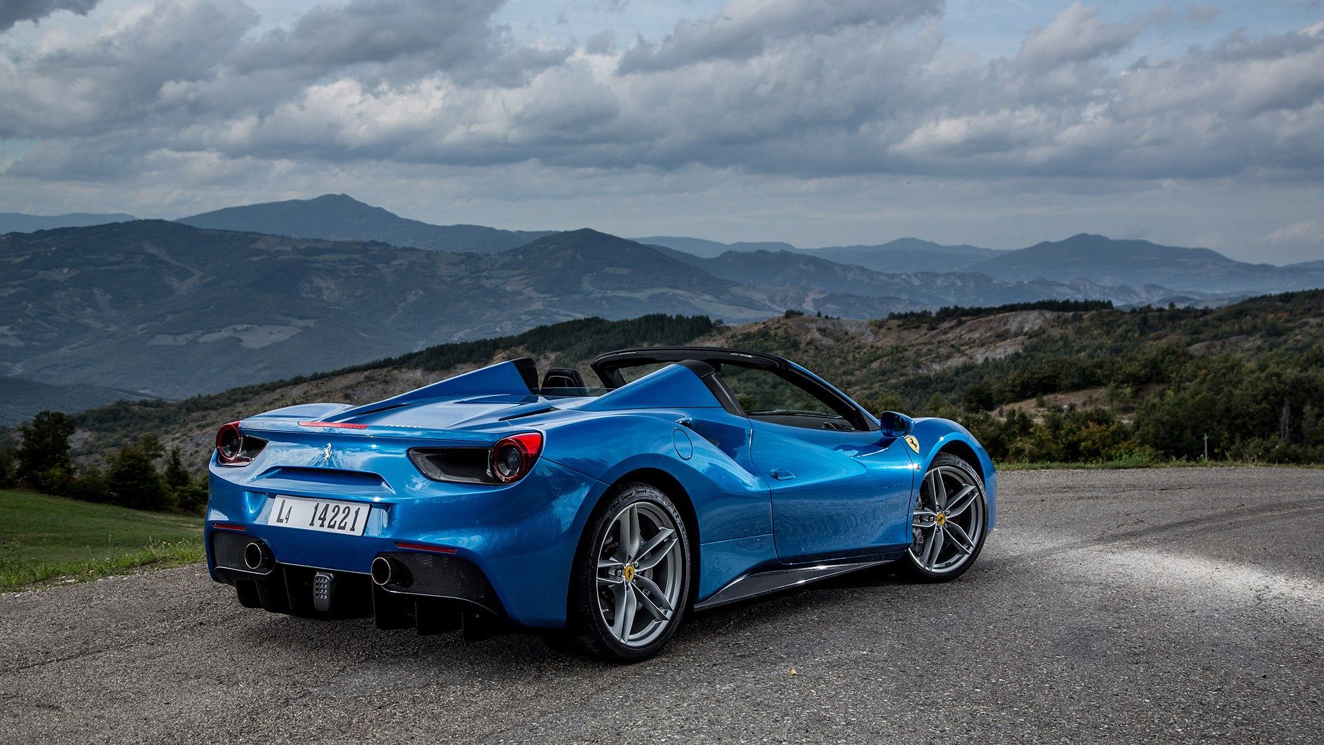 Ful Hd Ferrari 488 Spider Wallpaper Ferrari 488 Ferrari Car Car