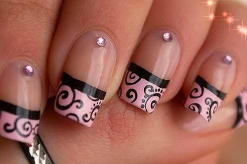 Картинки по запросу раскраска ногтей | Милые ногти ...