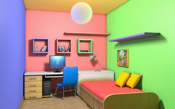 nursery interesting color combination wall design httproom
