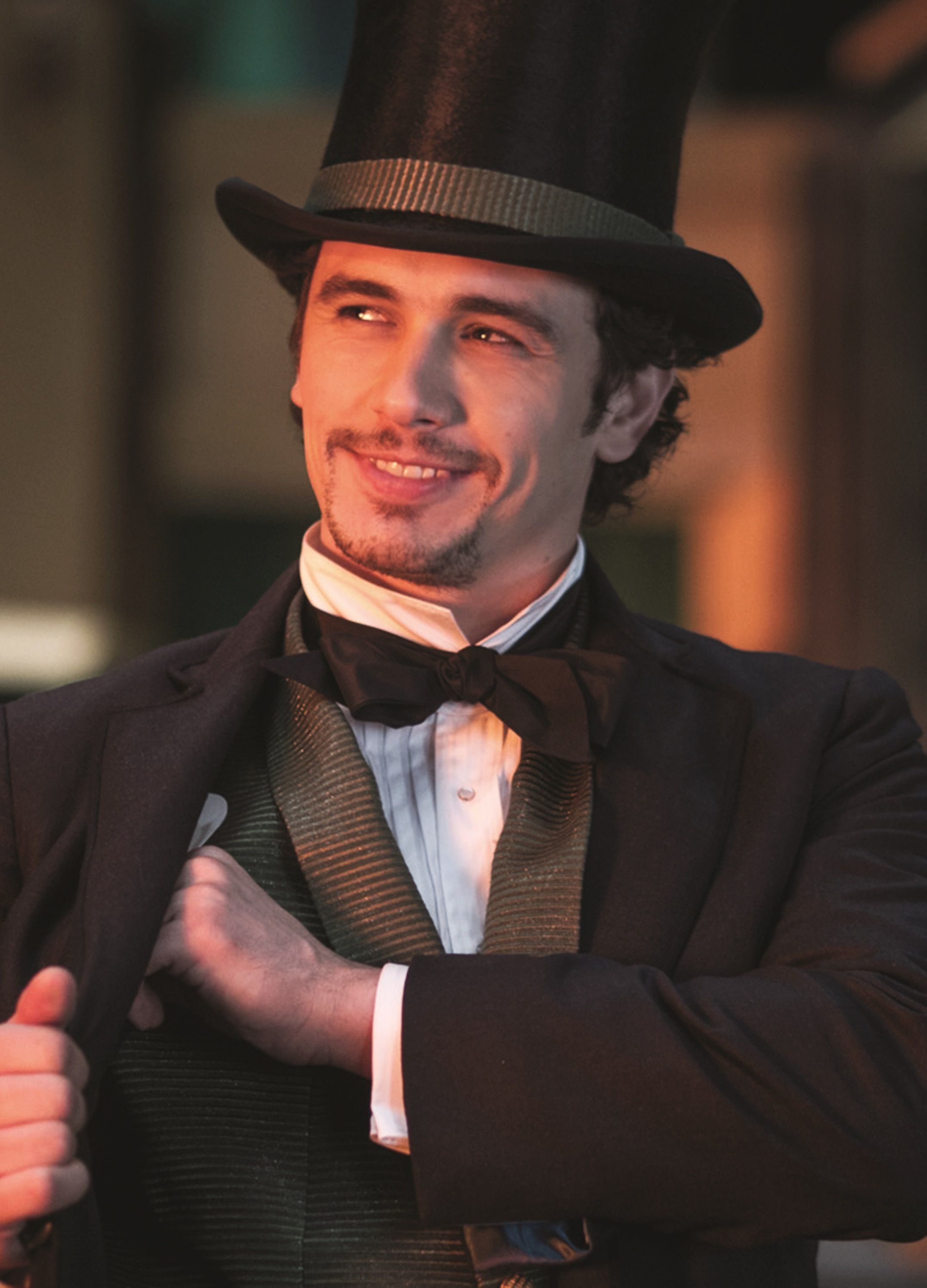 James Franco As Mad Hatter James Franco Franco Brothers Actor