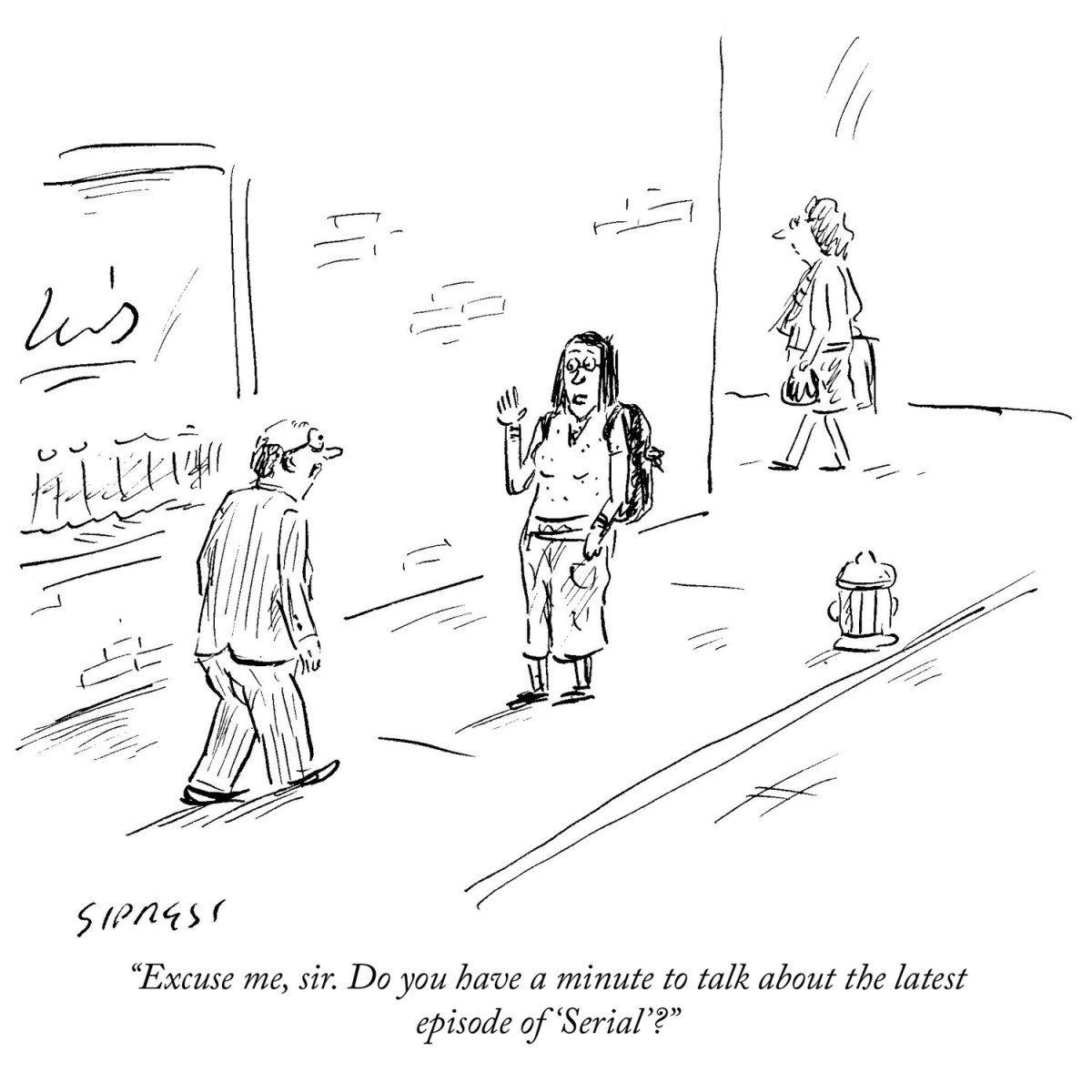 Daily Cartoon Friday December 5th