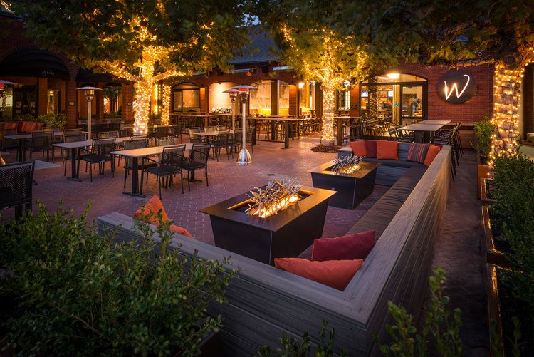 Wildwood Kitchen Bar Wildwood Located In The Pavilions On Fair Oaks Blvd The New American Menu Features Rotisserie Items And Fresh Naan Bread From A Tando