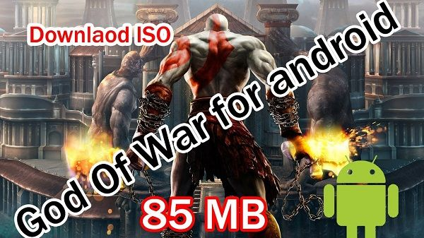 God Of War Iso Apk For Android Free Download Ppsspp God Of War Iso