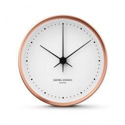 Georg Jensen Henning Koppel Best Wall Clocks Copper Home Accessories Wall Clock Modern