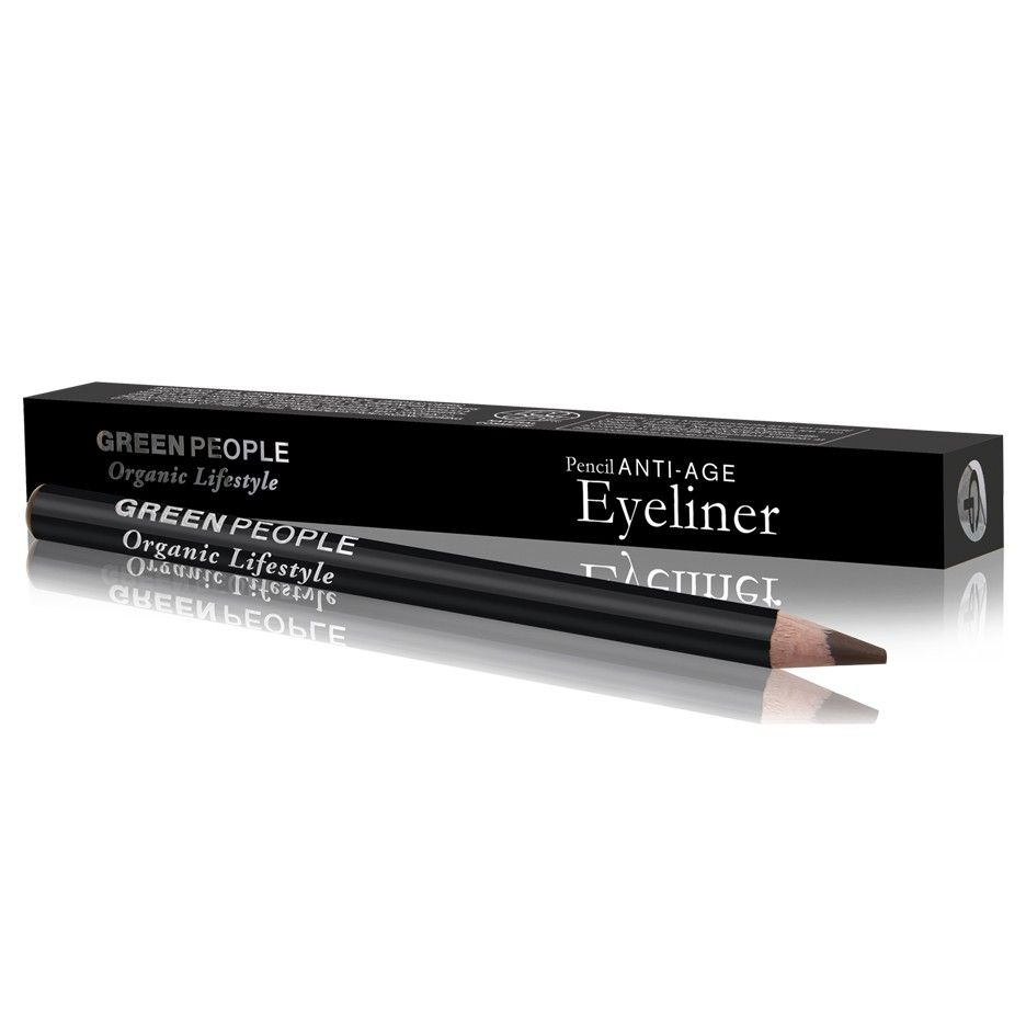 Pencil Eyeliner Forest Brown   Organic Eyeliner from Green People ...
