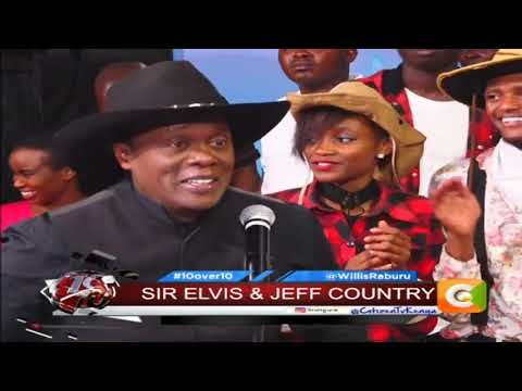 10 OVER 10 | Sir Elvis and Jeff Koinange exclusive on 10 over 10 - YouTube