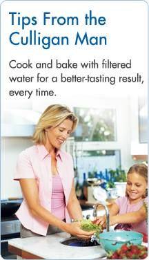 Hey Culligan Man Culligan Water Facts Man Cooking