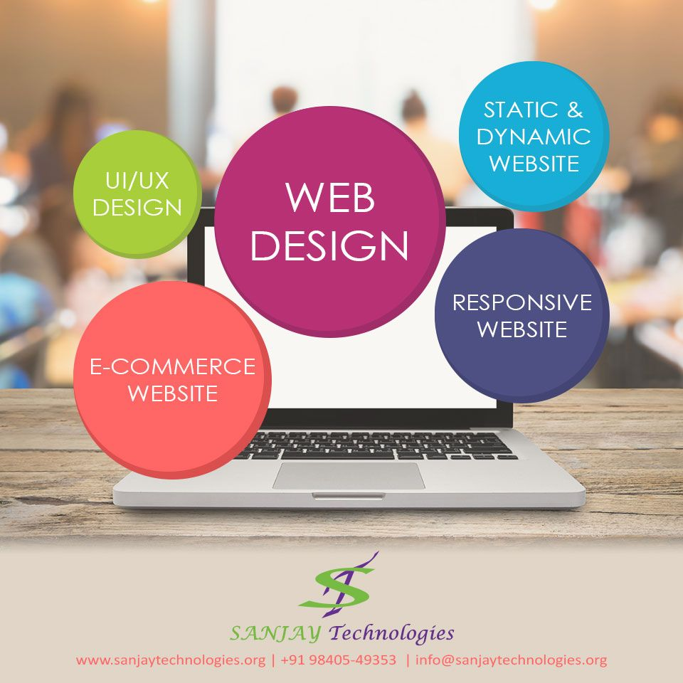 Sanjay Technologies Is A Web Designing Services Company In Chennai Providing High Quality Cost Effective W Web Design Company Web Design Services Web Design