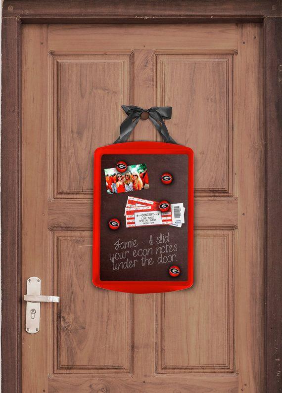 Ucla Door Decoration