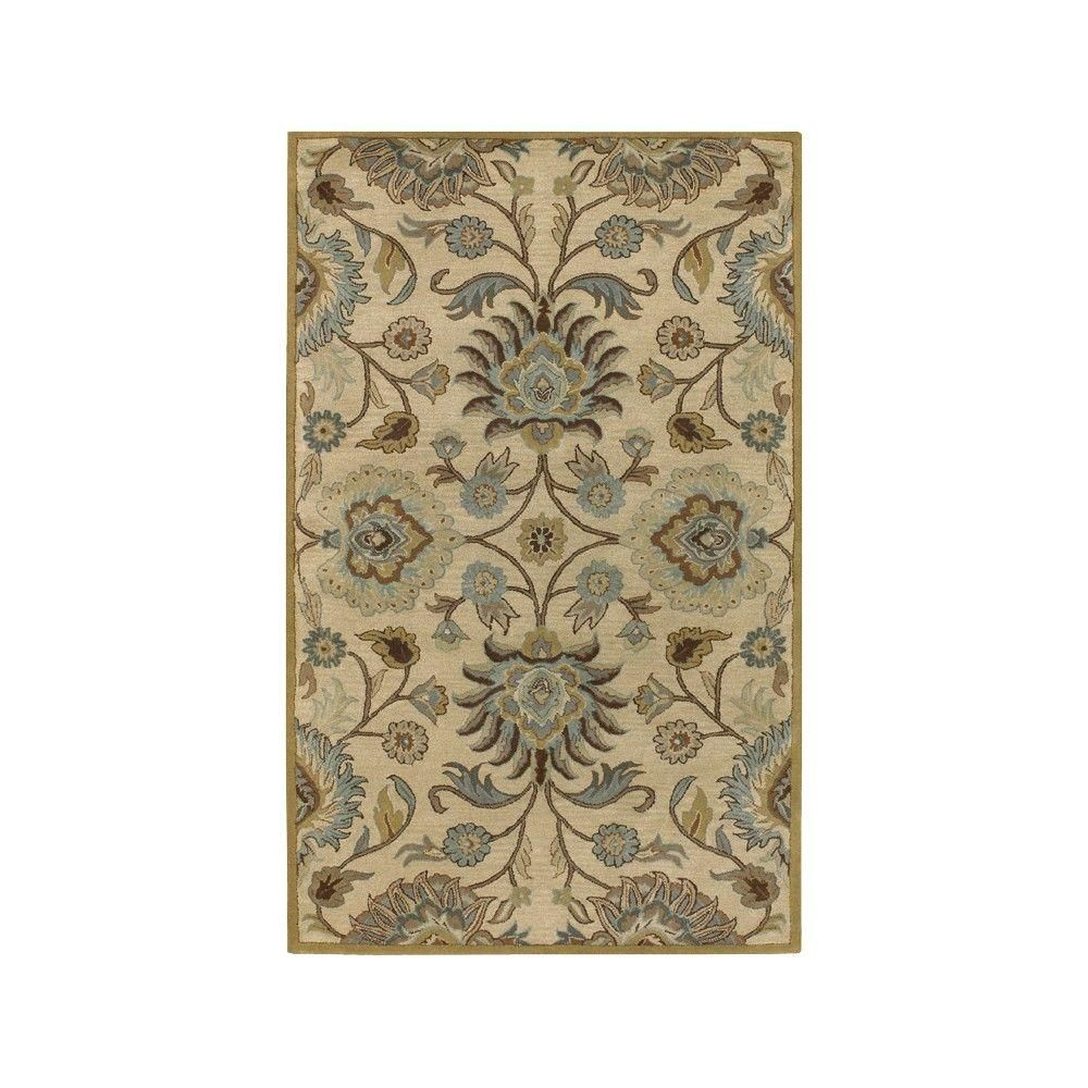 Home Decorators Collection Echelon Beige 9 Ft X 12 Area Rug 8784797420 The Depot