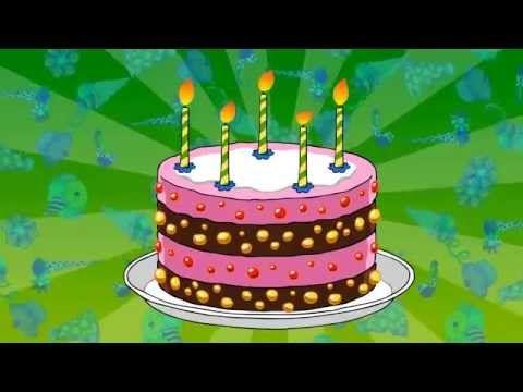 Dogum Gunu Sarkisi Mutlu Yillar Sana Iyiki Dogdun Happy Birthday To You Turkce Youtube Dogum Gunu Mutlu Yillar 3 Dogum Gunu