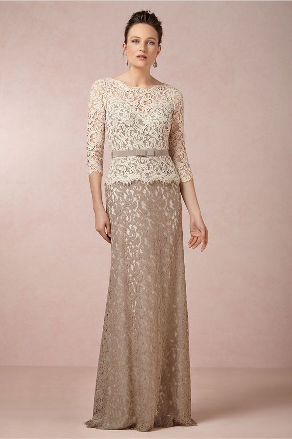 968cce0013 Elegant Classy Mother of the Bride dress    BHLDN