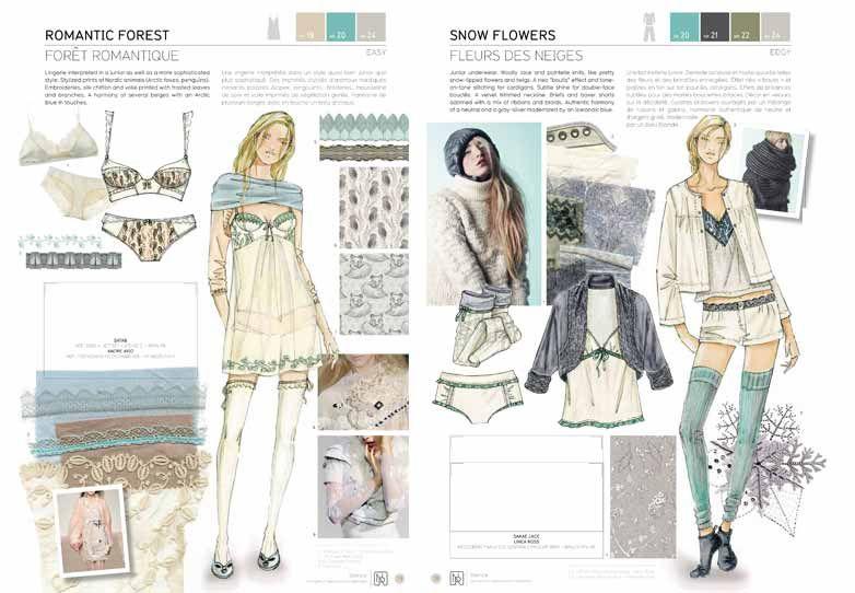 GV-Lines venta de libros de tendencias de moda - Nelly Rodi Lingerie 14-15