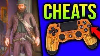 Red Dead Redemption 2 Secret Cheat Codes Unlimited Money Cheat Best