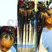 Photo of Kids Braided Styles  Kids Braided Styles # lemonade Braids for children # Braids…