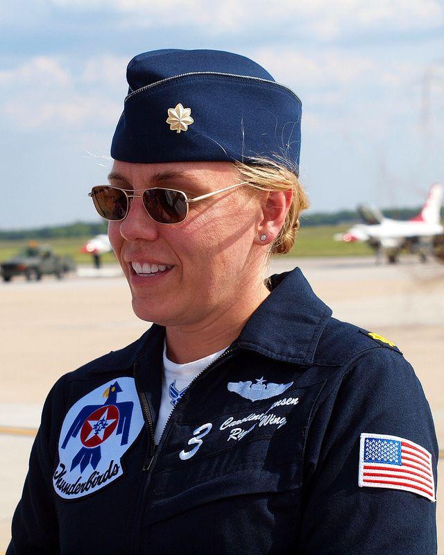 3 Major Caroline Jensen 43eefc2d37