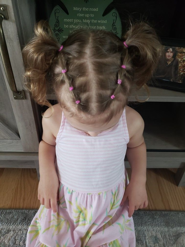 33++ Hairstyles for toddlers with thin hair ideas in 2021