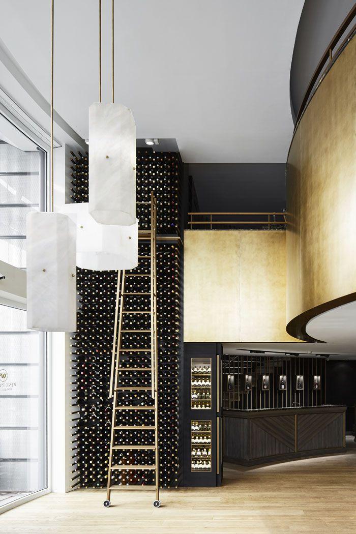 humbert poyet wine interiordesign et. Black Bedroom Furniture Sets. Home Design Ideas