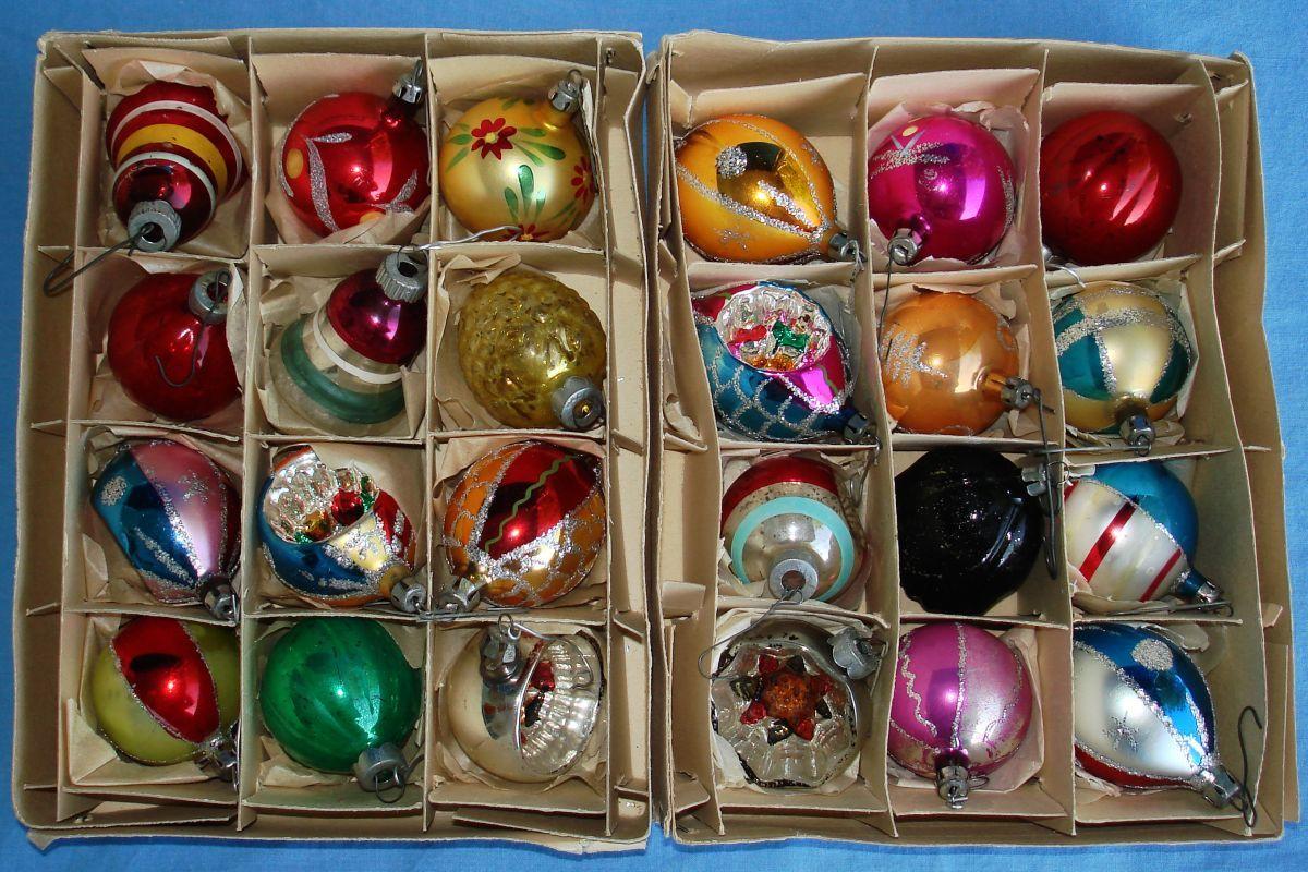Vintage Christmas Ornament 10