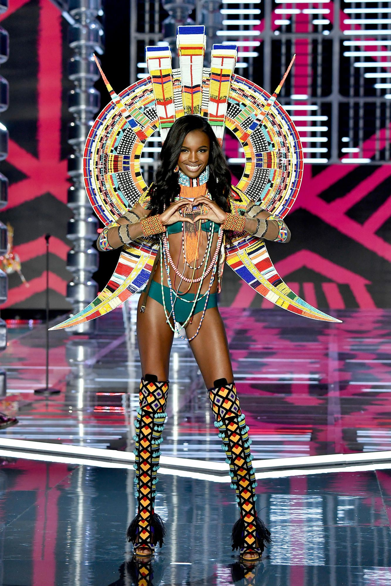 d2c9c8481c Every Look From the 2017 Victoria s Secret Fashion Show