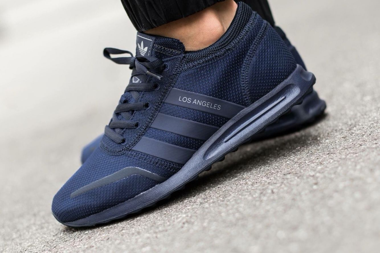 adidas Originals Los Angeles: Dark Navy | Sneakers fashion