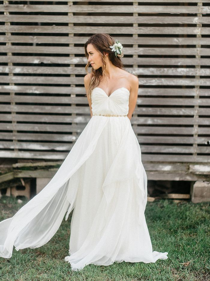 Romantic Farm Wedding in Minnesota | Hochzeitskleider