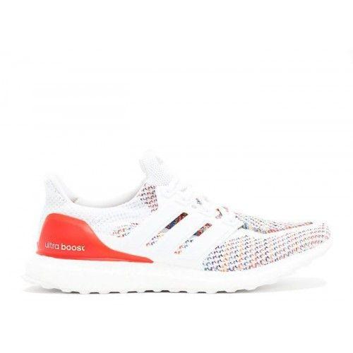 release date: 1864e 13b83 ... bedst adidas ultra boost hvid rød multi color sko