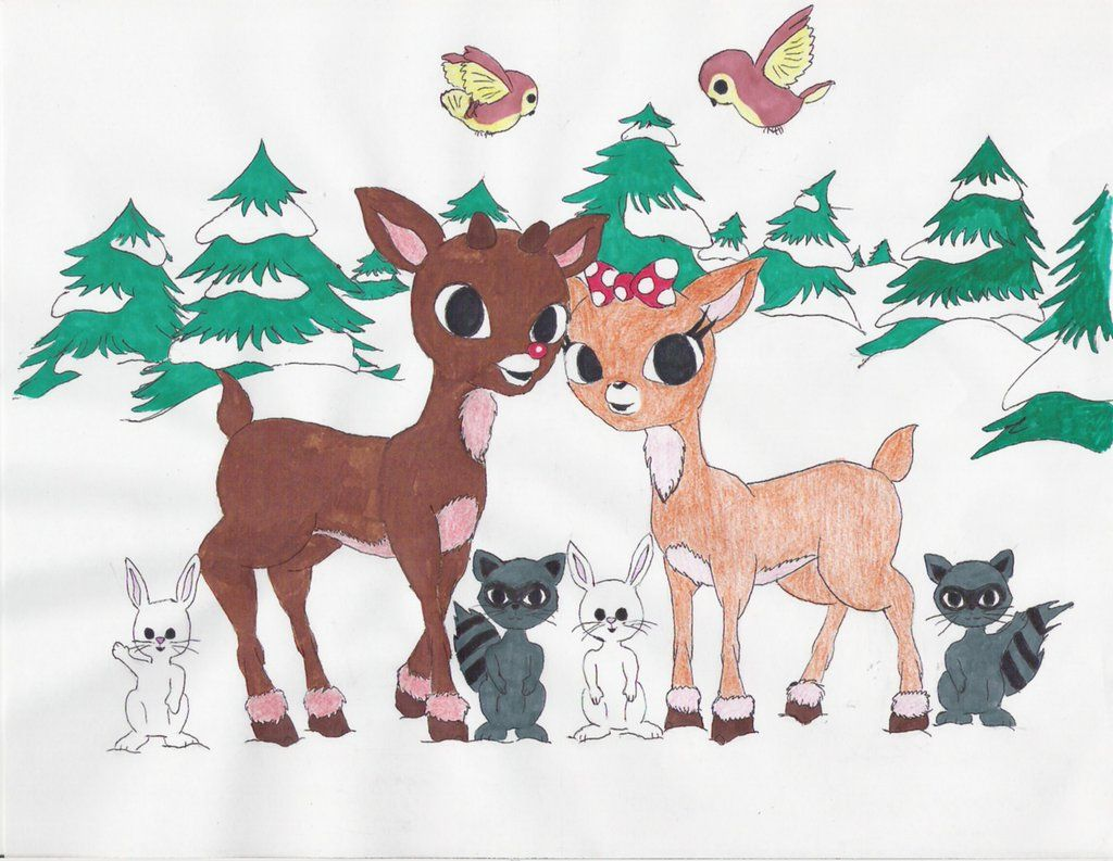 120 best rudolph the red nosed reindeer images on pinterest