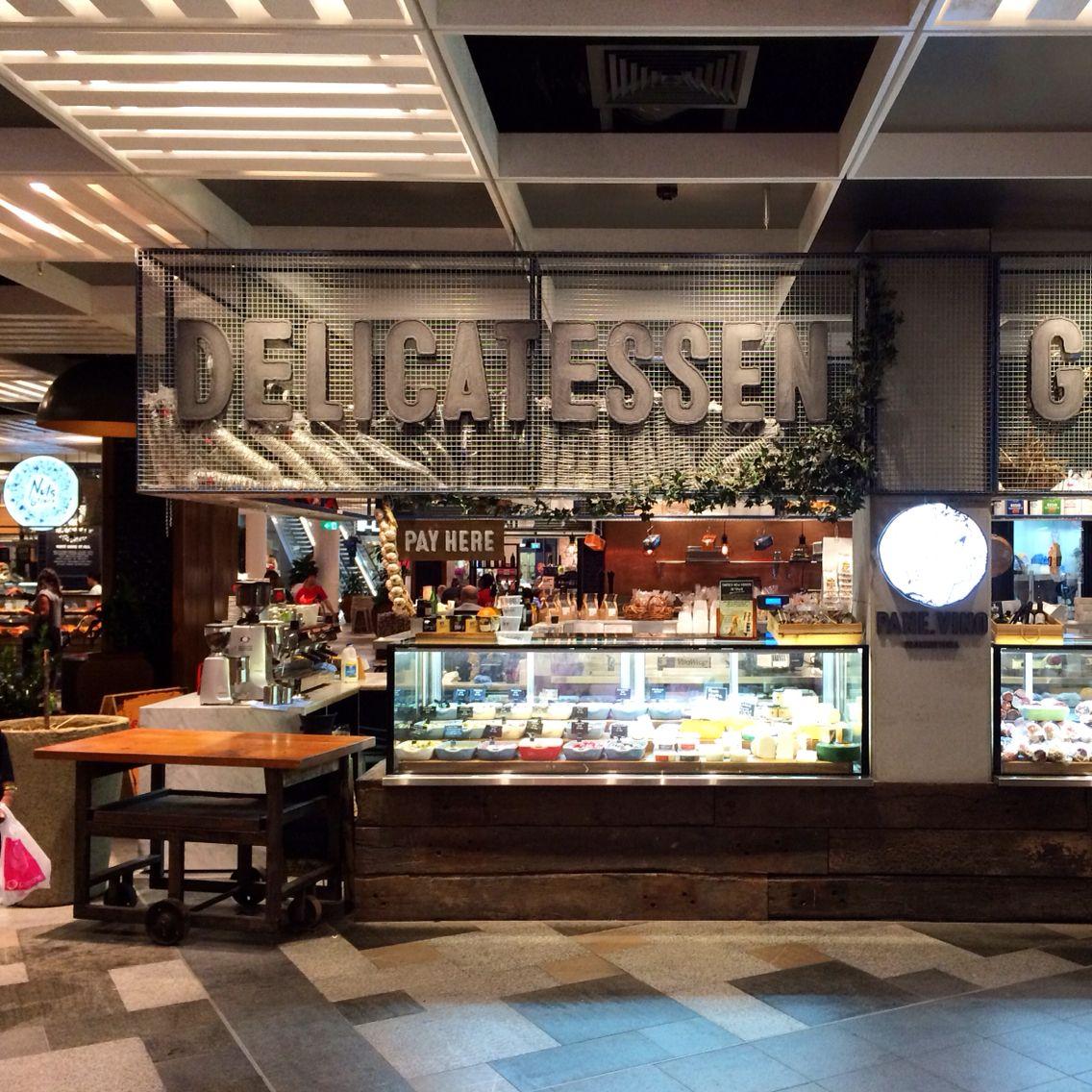 Gotham West Market Floor Plan Fresh Food Market  Westfield Miranda Australia  Food Retail